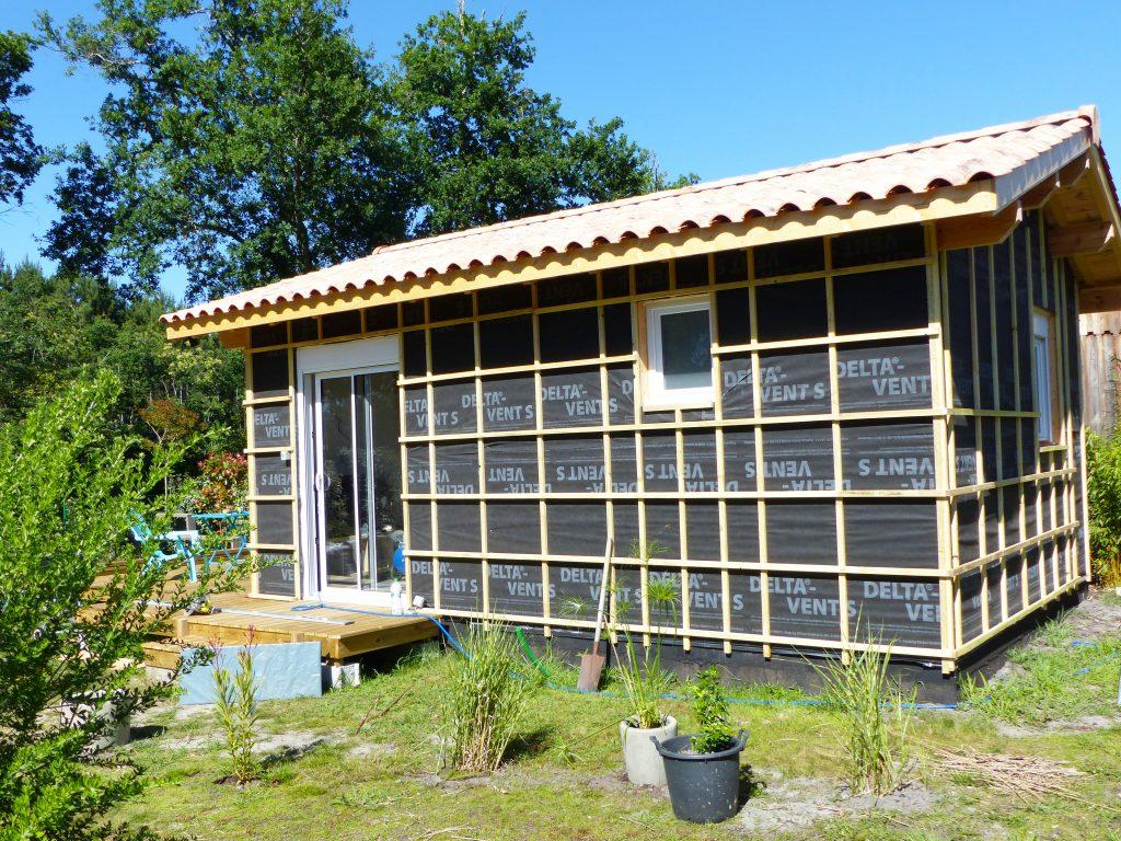 Ola Lodge en autoconstruction