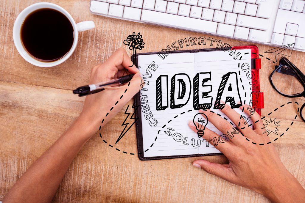 Récolter les idées de vos clients.